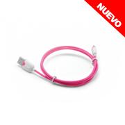 CABLE USB A MICRO USB SEMI RIGIDO HAVIT